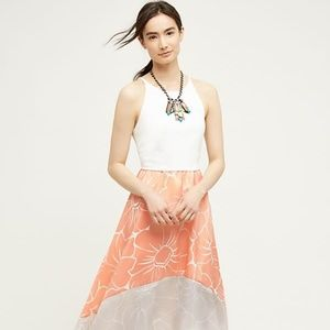 ANTHROPOLOGIE Motif Peachy High-low by Hutch